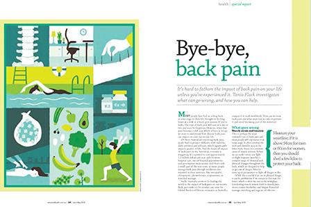 Bye-Bye, Back Pain