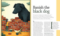 Banish the black dog