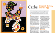 Carbs: The good, the bad, and the ugly